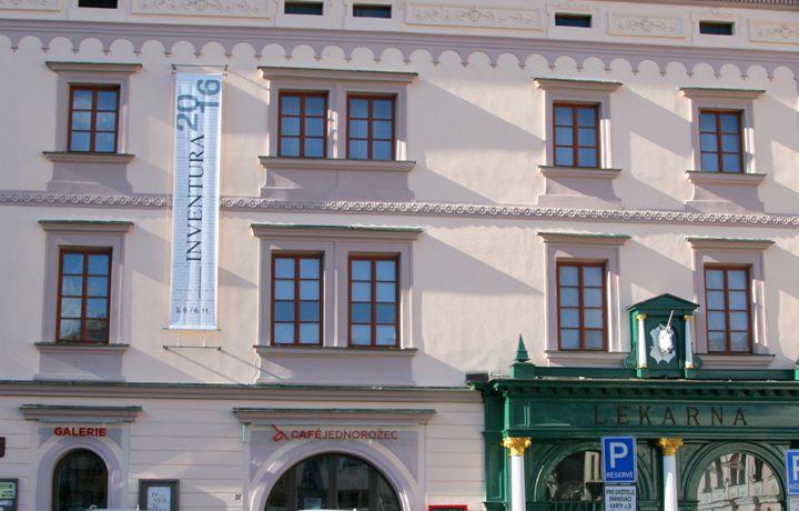 Galerie Klatovy / Klenová
