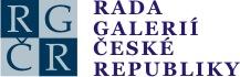 Rada galerií České republiky / rgcr.cz Logo