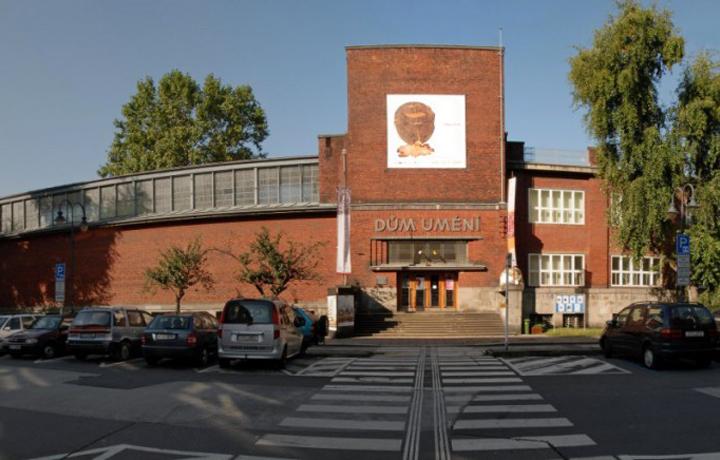 Galerie výtvarného umění v Ostravě