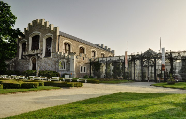 Alšova jihočeská galerie v Hluboké nad Vltavou