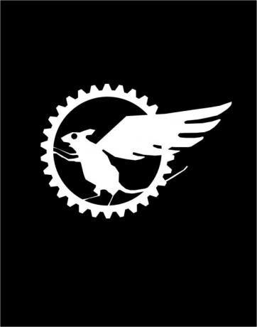 Logo skupiny Hurá Collective