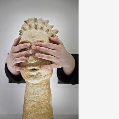 Výstava Orbis sculptus | Svět v sochách v Oblastní galerii Vysočiny v Jihlavě