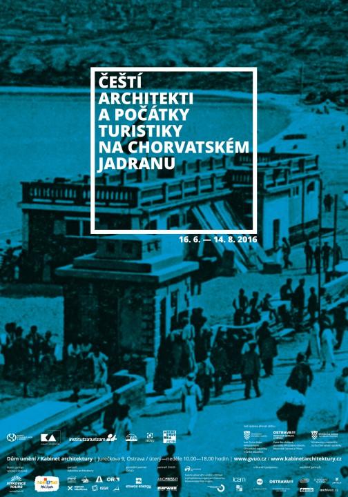 Čeští architekti a počátky turistiky na chorvatském Jadranu