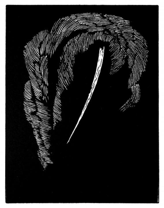 Křest knihy Rozvírání prázdna s grafikou Miloslava Mouchy