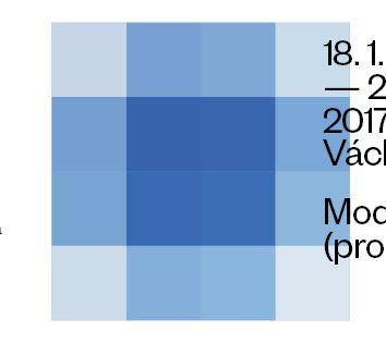 Modrá (pro Jana Palacha) a přednáška Ing. arch. Pavly Melkové