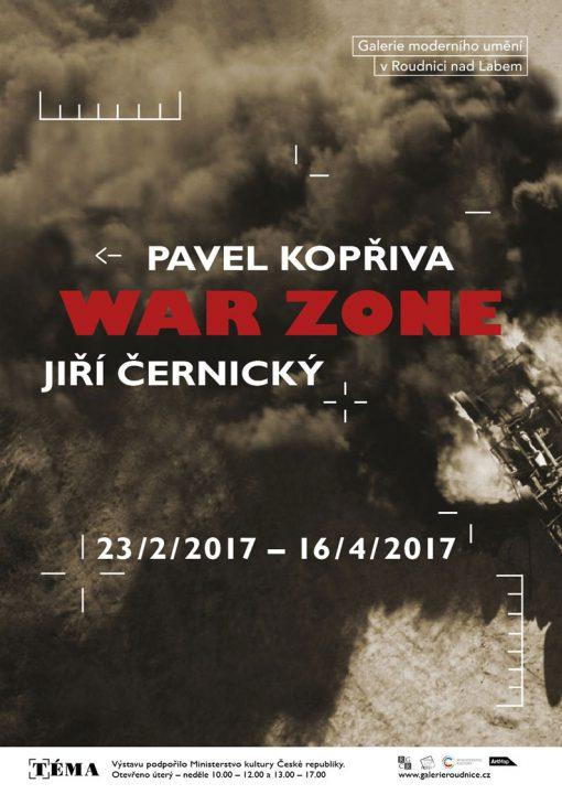 Pavel Kopřiva / Jiří Černický WAR ZONE