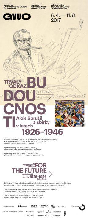 Trvalý odkaz budoucnosti. Alois Sprušil a sbírky v letech 1926–1946.
