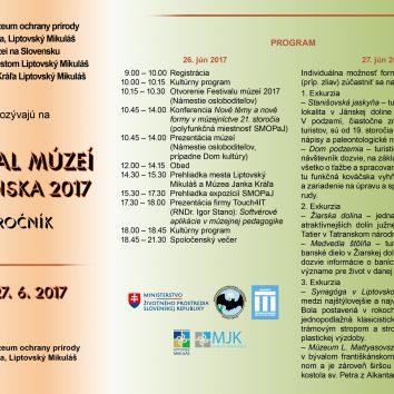 Festival muzei Slovenska