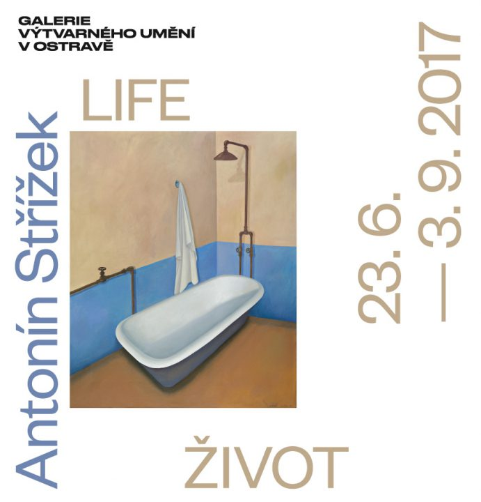 Antonín Střížek / Život