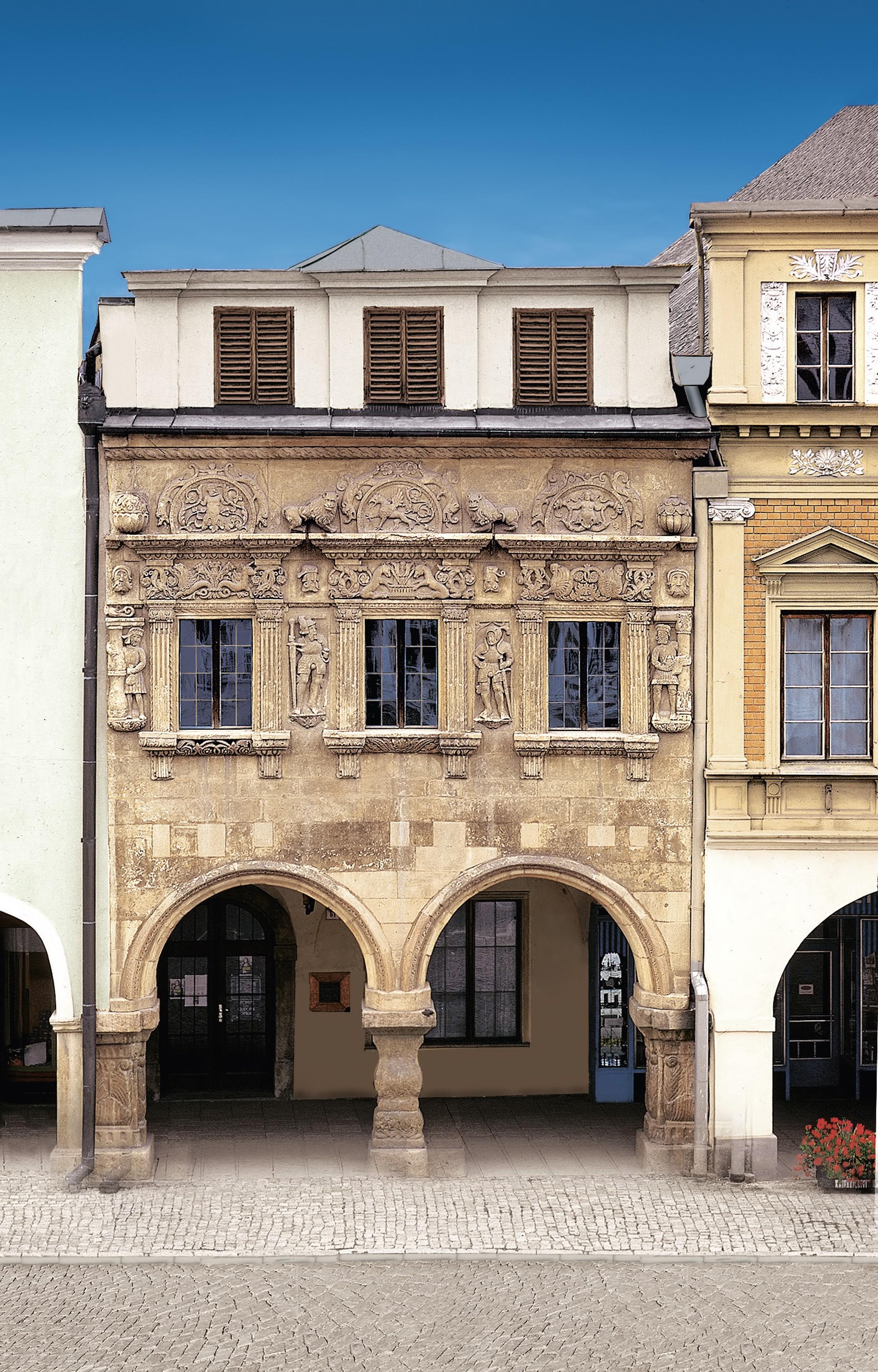 Městská galerie v Litomyšli