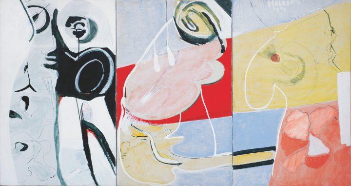 Jaro / Československá výtvarná scéna 1966–1968