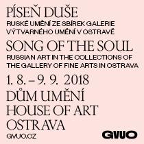Píseň duše / Ruské realistické umění ze sbírek GVUO