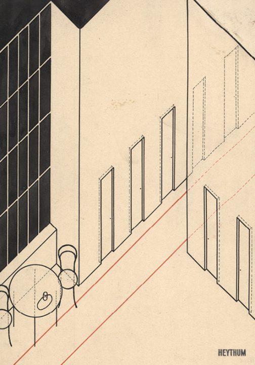 Antonín Heythum / scénograf, architekt a designér