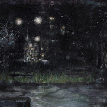 JOSEF BOLF: V noci / Výstava jednoho díla ze sbírek GVUO
