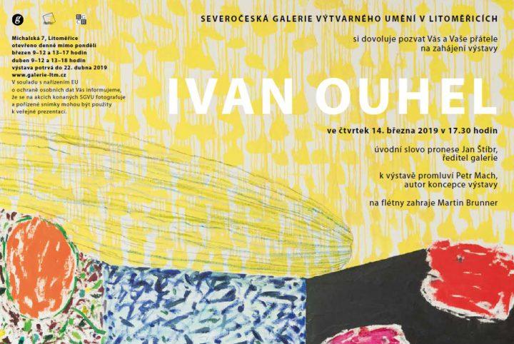 Výstava Ivan Ouhel