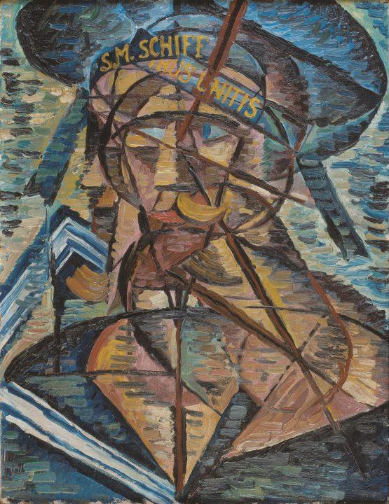 Hlava + sklo / Kubismus ze sbírek Západočeské galerie v Plzni
